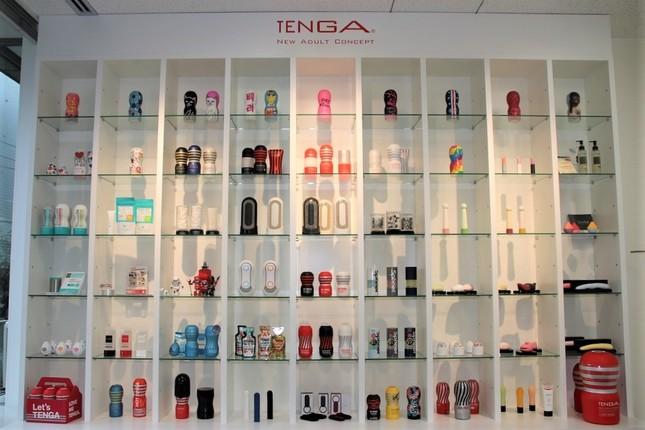 TENGA商品ラインナップ