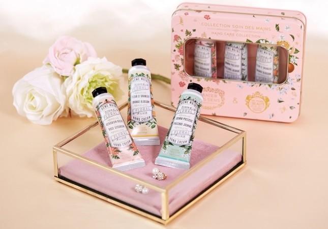 貴重な植物香料「アブソリュート」の豊かな香り