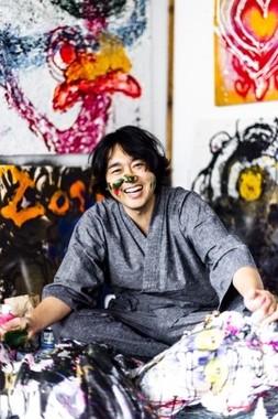 現代アート作家「Souun」としての初個展