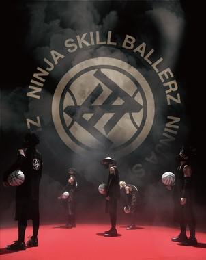 5人組チーム「NINJA SKILL BALLERZ」