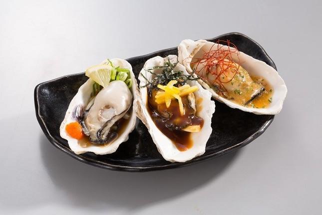 「よくばり牡蠣三昧」