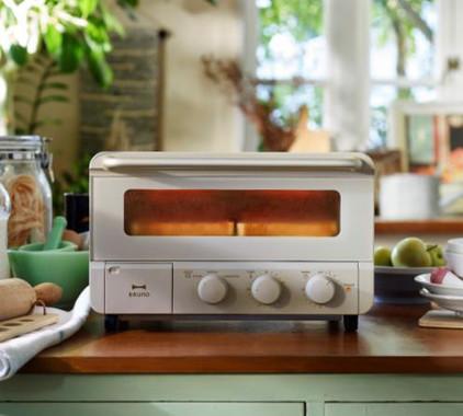 朝のトーストがおいしく、料理やスイーツ作りもこなす万能ぶり