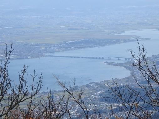トレンド入りした「滋賀県民」(写真は滋賀県・琵琶湖)
