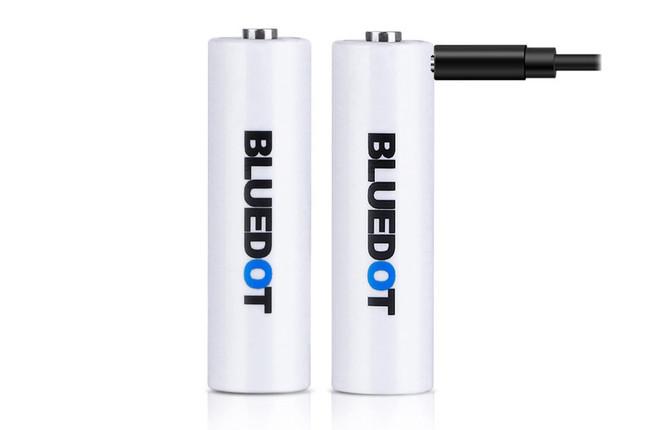 単3形・単4形乾電池サイズ