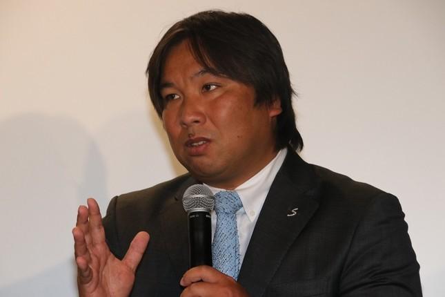 里崎智也さん