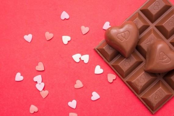 バレンタイン、本命よりも家族、自分