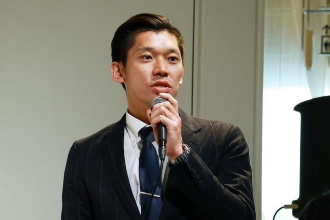 岩手生物工学研究センターの山田秀俊さん