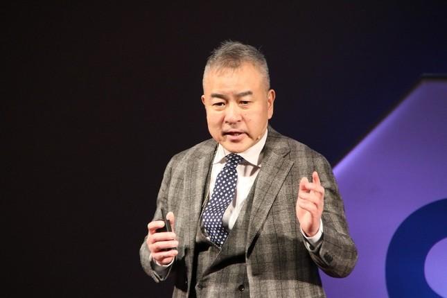 PMJの井上哲・職務執行役副社長