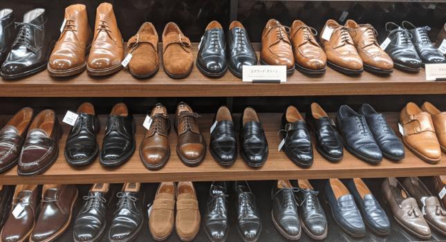 探していた靴に出会えるチャンス