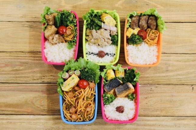 お弁当に詰める具材の調理代行サービス