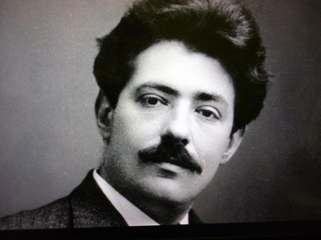 若きクライスラーの肖像