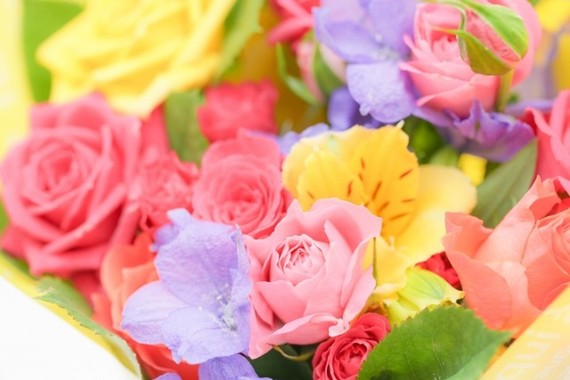 花を積極的に買って応援しよう