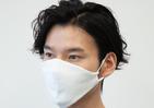 「和紙マスク」何度でも洗って使える 全ての素材がメイドインジャパン