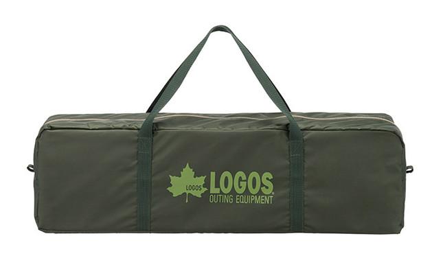持ち運びに便利な収納バッグ付き