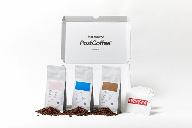 500人に無料配布される「コーヒーボックス」