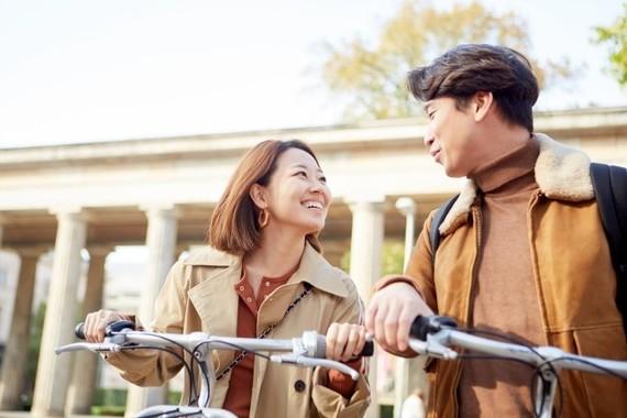 4月、東京都で自転車保険加入義務化が始まる(写真と本文は関係ありません)
