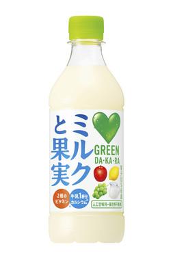やさしい風味の乳性飲料