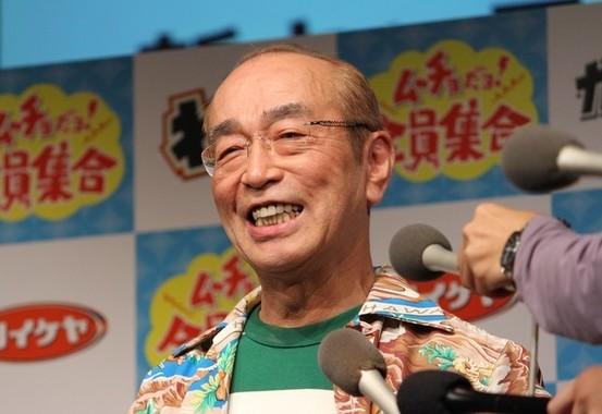 志村けんさん(2016年)