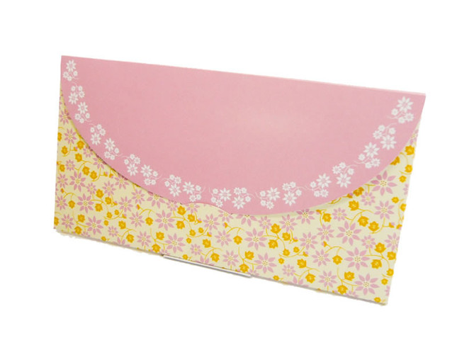 「紙製抗菌マスクケース」デザイン例(2)