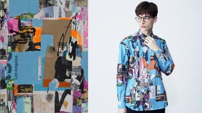 「普遍」×「今のファッション」CBA氏とのコラボアイテム