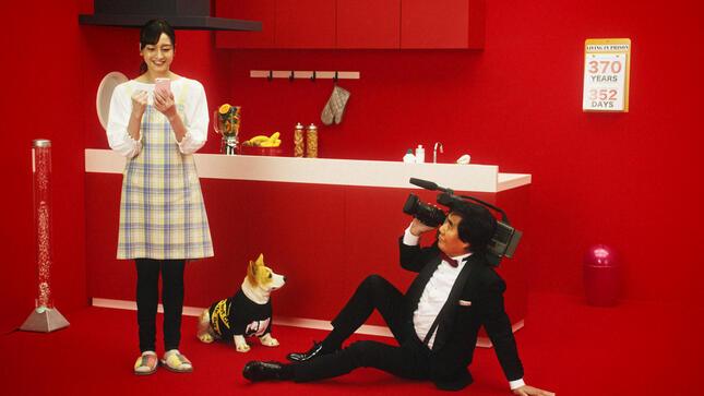 村西とおるさん出演「コトダマン」新ウェブCM「2周年ナイスですね」編