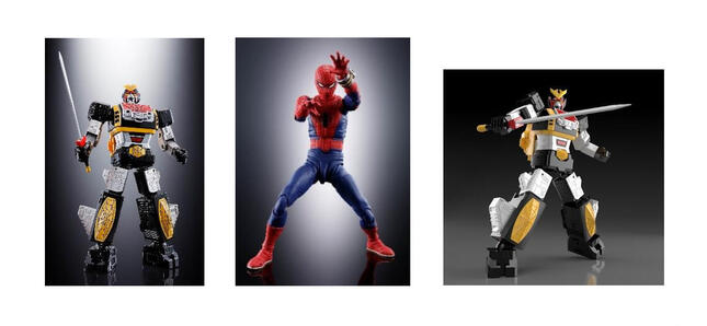 アメコミをベースに特撮ヒーローにアレンジ「東映版スパイダーマン」がよみがえる
