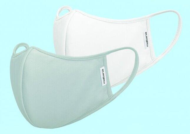 AOKIが開発した「抗菌・洗えるマスク」
