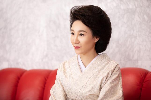 「ザ・ノンフィクション」に出演した銀座の高級クラブ「Nanae」の唐沢菜々江さん