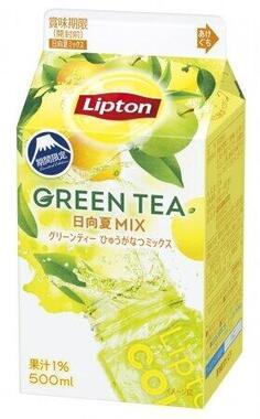 日向夏・レモン・グリーンアップルの果汁を使用