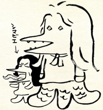 漫画家やクリエイターが制作した「みんなのアマビエ」緊急出版