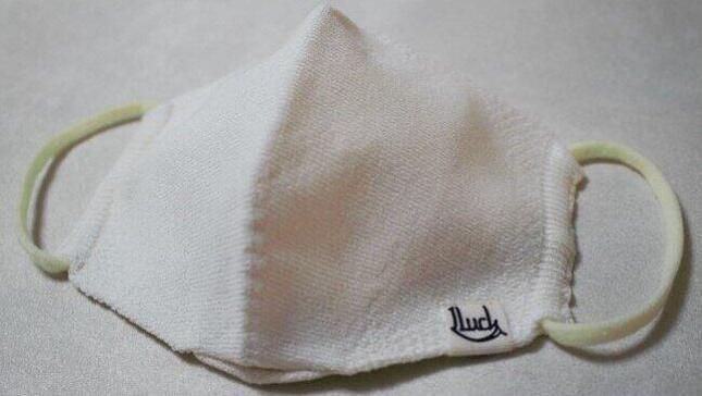 独自に開発した肌に優しい上質な和紙素材を使用