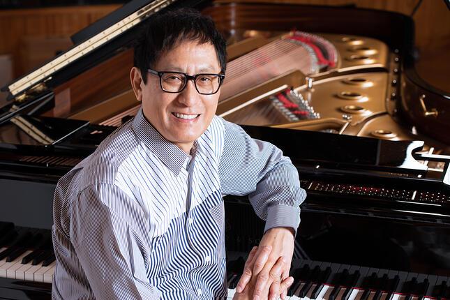 亀田誠治さんとのリモートセッションを予定している作曲家・武部聡志さん
