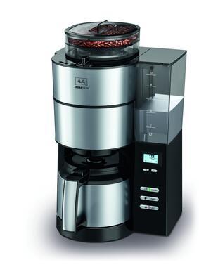 メリタ独自の理論により、おいしいコーヒーを徹底追求