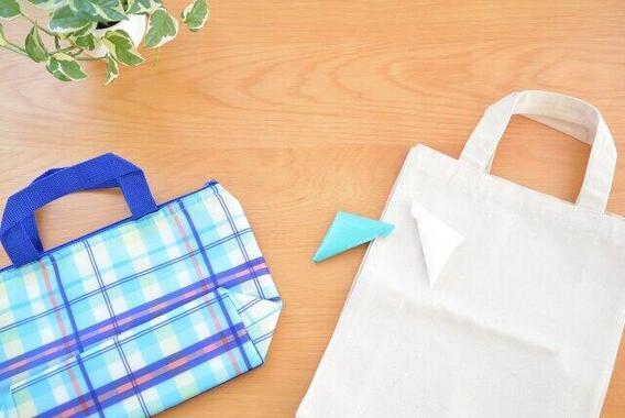 レジ袋有料化…エコバッグを使う?