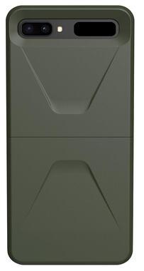 特徴的なヒンジ部分も含め「Galaxy Z Flip」をガッチリ保護