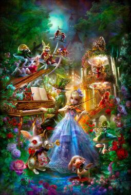 2019年に発表された「Alice Symphony(c)SHU」