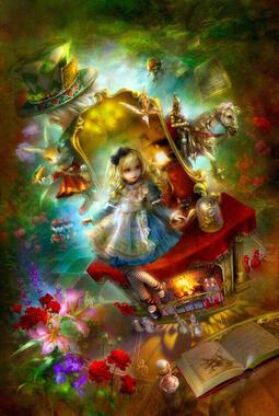 2014年5月発表の「Alice Notion(c)SHU」