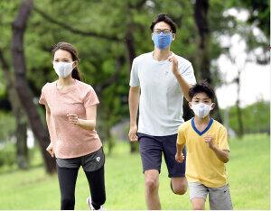 スポーツをする人におすすめのマスク