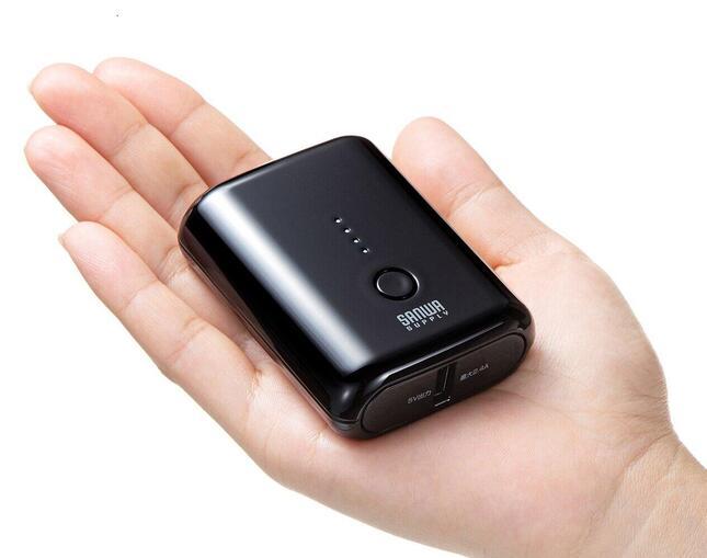 コンパクトボディに大容量バッテリー、多彩な機能も