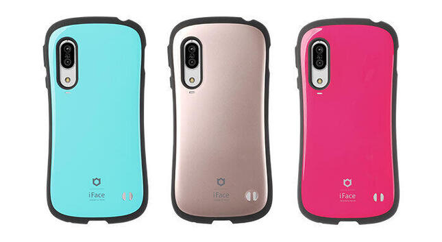 iPhoneシリーズで名高い「iFace」にAQUOS&Mi 10 Lite向けが登場