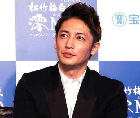 玉木宏さん(2016年撮影)