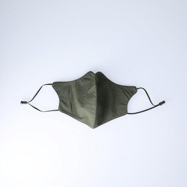 機能性とオシャレさを兼ね備えたファッションマスク(画像は「カーゴマスク」)