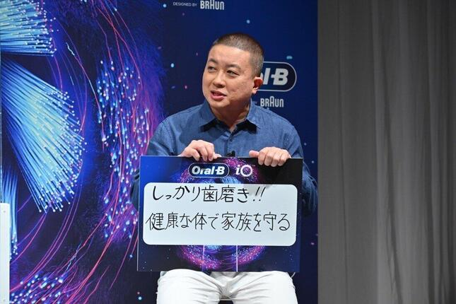 お笑いコンビチョコレートプラネットの松尾駿さん