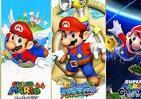 「スーパーマリオ64」「サンシャイン」「ギャラクシー」が1本に Switchで復刻