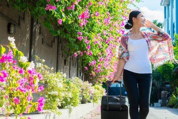 9月の4連休は旅行する?(画像はイメージ)