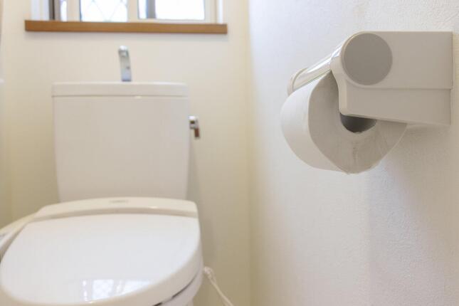 トイレに入る際は緊急時に備えた対策を