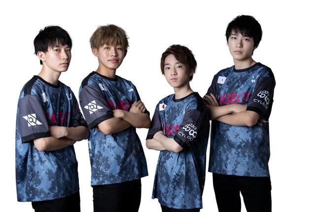 シードチーム「REJECT.S」