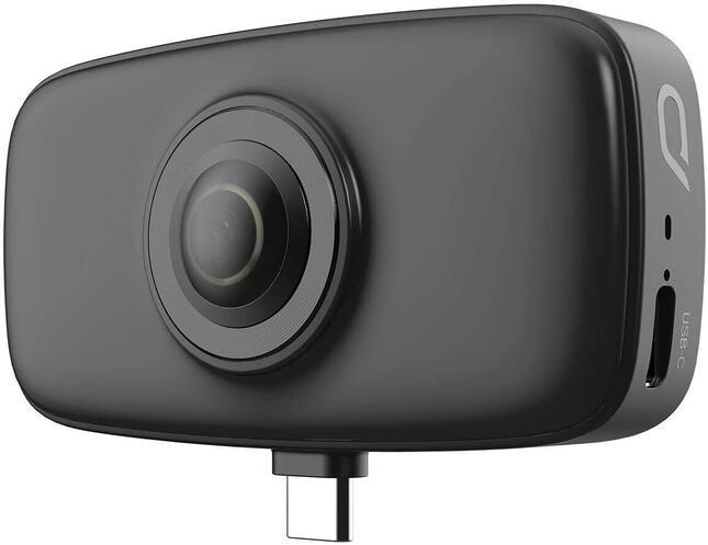 Androidスマホが4K360度カメラに変身