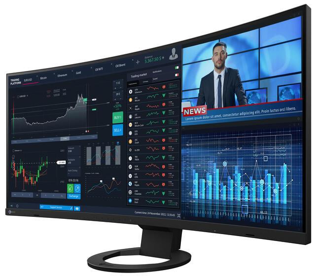膨大な情報を1画面に集約、作業効率と生産性が高まる