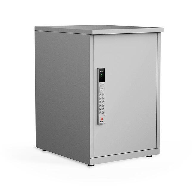耐久性や防犯性能を備えたIoT宅配ボックス